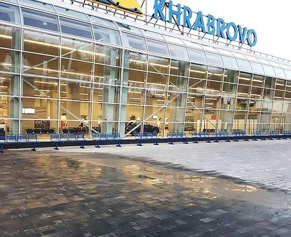 Уборка зданий аэропортов, вокзалов и прилегающих территорий фото